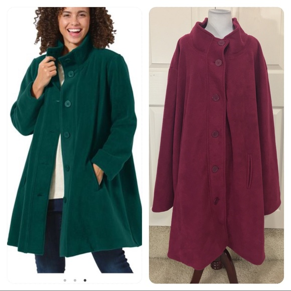12d7c0c5246 Woman Within Jackets   Coats
